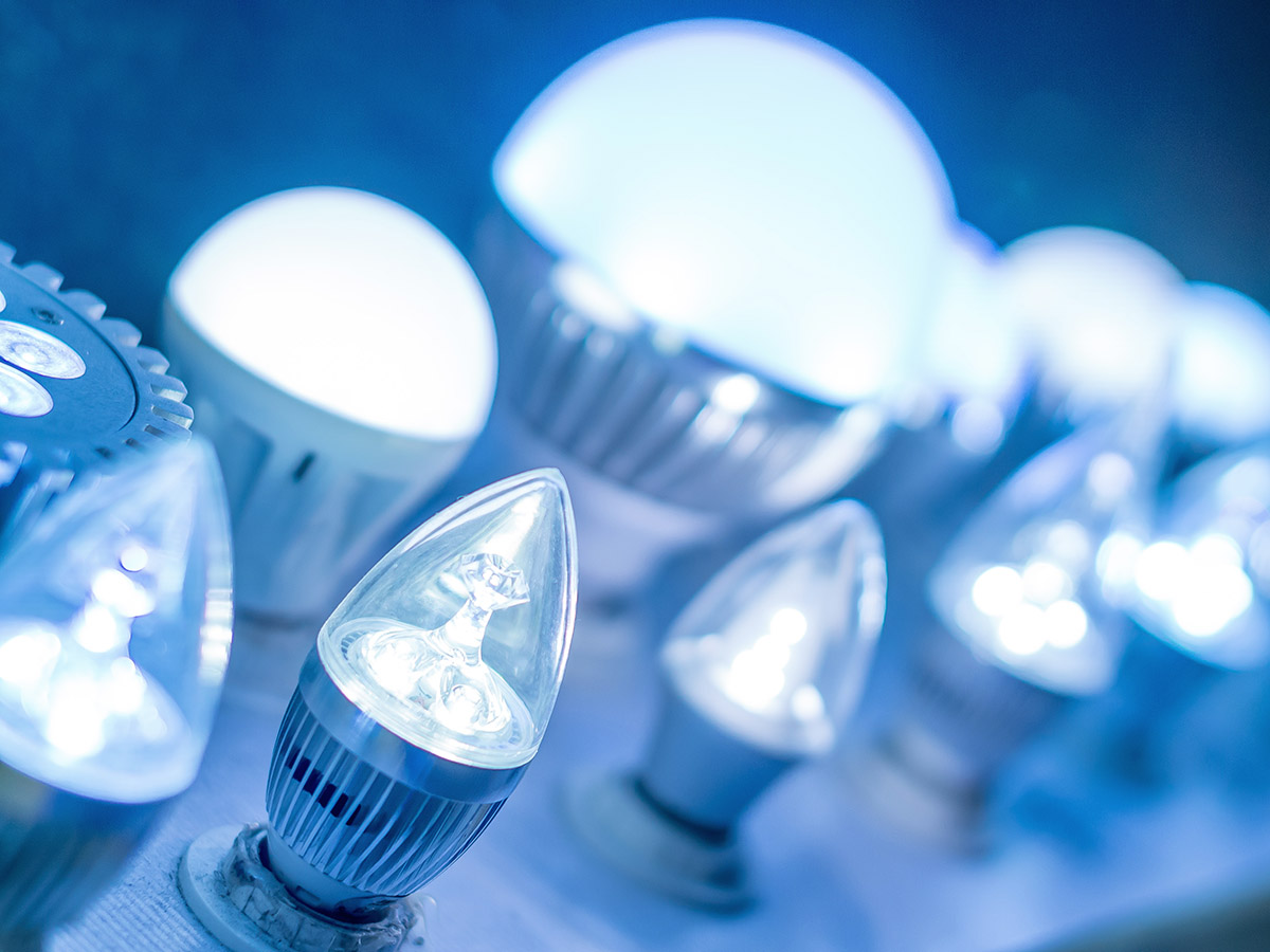 How Led Light Bulbs Work Greencents Blog Besides Incandescent On Bulb Diagram
