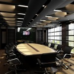 office lights conference room